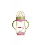 Zaxion 150ml Drop-resistance Anti-explosion One-colour Handle Glass Bottle