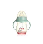 Zaxion 210ml Temperature-sensitive Wide Neck One-colour Handle PP Bottle