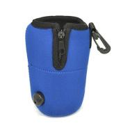 LEMFO® Portable Universal 12V Car Bottle Warmer Drink Coffee Food Milk Heater For Baby Kids Blue Mini Linear Temperature Programmer Bag