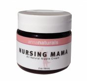 Anna Naturals - Nursing Mama Nipple Cream - Organic Nipple Balm - 60ml