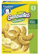 Gerber Graduates Banana Cookies 150ml,for Todder