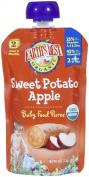 Earth's Best 2nd Foods Purees - Sweet Potato Apple - 120ml