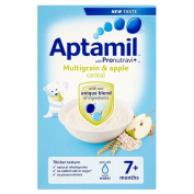 Aptamil with Pronutravi+ Multigrain & Apple Cereal 7mth+