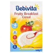 Bebivita Fruity Breakfast Cereal 4mth+