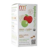 NurturMe Organic Dried Organic Baby Food, 6+ Months, Pea/Quinoa/Apple 8 ea