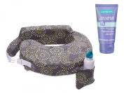 My Brest Friend Original Nursing Pillow with HPA Lanolin, Fireworks