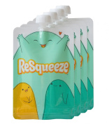ReSqueeze Reusable Food Pouch 270ml