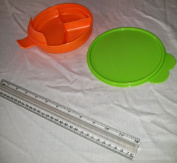 Tupperware Divided Feeding Dish