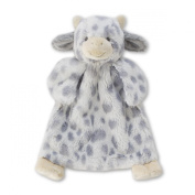 Nat and Jules Miggy Cow Blankie Pacifier Holder