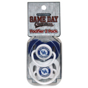 Officially Licenced NCAA Kentucky Wildcats College Colours Infant/Baby Pacifer
