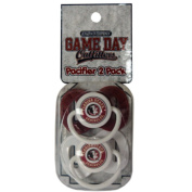 Officially Licenced NCAA Florida State Seminoles College Colours Infant/Baby Pacifer