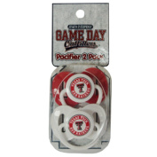Officially Licenced NCAA Texas Tech Red Raiders College Colours Infant/Baby Pacifer