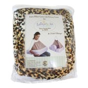 San Diego Bebe Twin Eco Nursing Pillow Extra Cover Cheetah