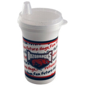 Officially Licenced NCAA Arkansas Razorbacks College Colours Infant/Baby Sippy Cup