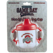 Officially Licenced NCAA Ohio State Buckeyes College Colours Infant/Baby No Spill Mug