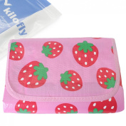 KF Baby Feeding & Play Mat - Juicy Strawberry