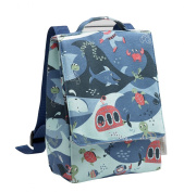 SugarBooger Kiddie Play Back Pack, Ocean