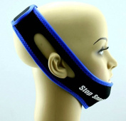 Stop Snoring Jaw Strap - These Stop Snore Jaw Straps Make Perfect Sleep Apnea Relief - Save Your Relationship & Health By Ordering The Snore Chin Strips Today!