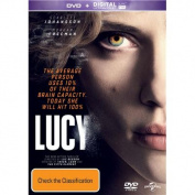 Lucy (DVD / UV) [Region 4]