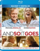 And So It Goes (Blu-ray/UV) [Region B] [Blu-ray]