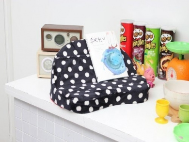 Reading pillow- Bookrest, Book holder, BookSeat, Pad ...