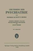 Grundriss Der Psychiatrie [GER]