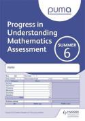 PUMA Test 6, Summer Pk10 (Progress in Understanding Mathematics Assessment)