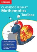 The Cambridge Primary Mathematics Toolbox DVD-ROM