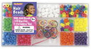 The Beadery Hair Beads Box, Neon