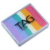 TAG FP 2 Colour Split Cake - Fairy Floss