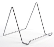 Set of 20, Wire Table Easels for Countertop Use, Steel with Chrome Finish, Tabletop Easels Display Pictures, Plates, Crafts, Artwork and Much More!