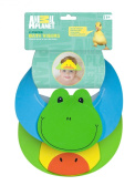 Animal Planet Bath Visors, Frog and Duck