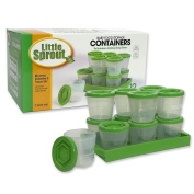 Baby Food Containers By Little Sprout