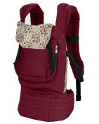 Hunnt® Cotton Baby Carrier Infant Comfort Backpack Buckle Sling Wrap - Fashion Full Pad Adjustable