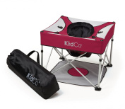 KidCo GoPod Plus Activity Centre - Cranberry