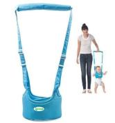 Handheld Baby Walker Toddler Walking Helper Kid Safe Walking Protective Belt Child Harnesses Learning Assistant,blue