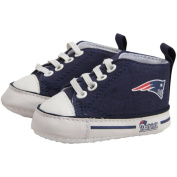 Baby Fanatic Pre-Walker Hightop, New England Patriots