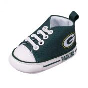 Baby Fanatic Pre-Walker Hightop, Green Bay Packers