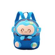 Generic Kids Gift Ideas for Kids Boys Girls Canvas School Bag Animal Cartoon Backpack Satchel School Book Bag