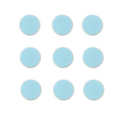 Zoli Baby Buzz B Replacement Pads - 9 Pack, Blue