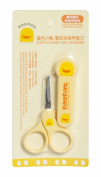 Piyo Piyo Baby Nail Scissors in Yellow