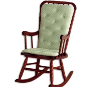 aBaby Heavenly Soft Adult Rocking Chair Cushion, Sage