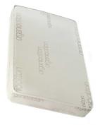 LA Baby 7.6cm Compact Crib Mattress with Organic Cotton Cover, Tan