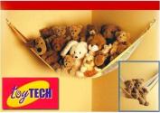 Teddy Hammock Toy Storage Net - Pastel