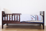 DaVinci Kids Modena Toddler Bed, Espresso