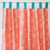Caden Lane Curtain Panels, Lacey Dot