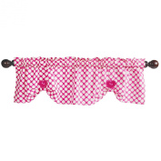 Lambs & Ivy Window Valance, Puppy Tales