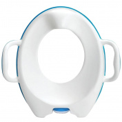 Munchkin Arm and Hammer Secure Comfort Potty Seat - Blue