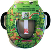 Teenage Mutant Ninja Turtles Soft Potty Seat with Potty Hook for Hanging