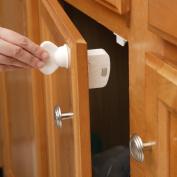 Safety 1st Magnetic Locking System Complete - 1 Key & 4 Locks